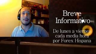 Breve Informativo - Noticias Forex del 20 de Julio 2017