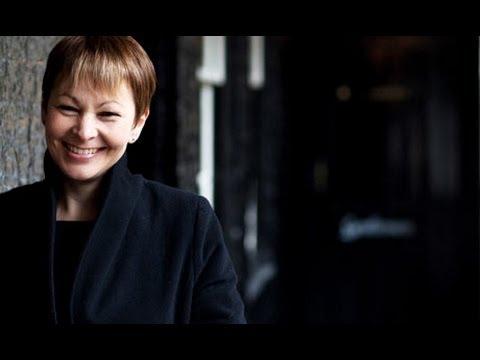 Green Party leader Caroline Lucas interview
