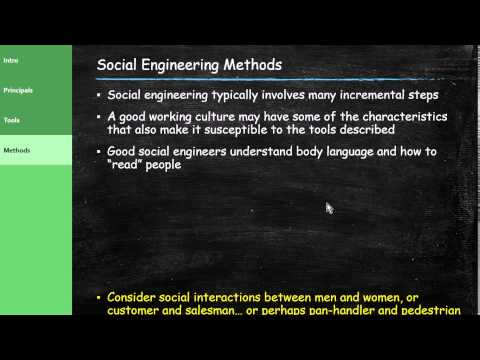 IT Security II - Social Engineering