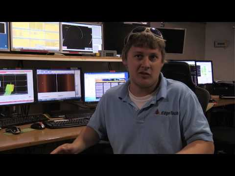 Interview with sonar specialist in the search for MH370