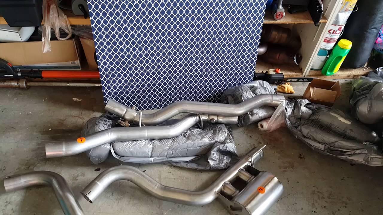 Borla ATAK Cat back exhaust install | Page 5 | SRT Hellcat Forum