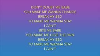 Flume Say It Feat Tove Lo Lyrics