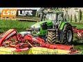 Download LS19 LIFE #46: Alle machen nur noch SILAGE-BALLEN   FARMING SIMULATOR 19