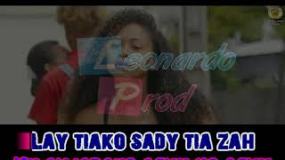 Welvi Waves Tiako tia za Karaoke gasy 2019 Leonardo Production
