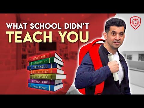15 Things School Won't Teach You