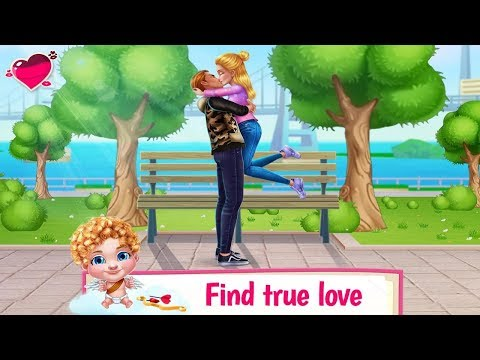 First Love Kiss - Cupid's Romance Mission Android Gameplay