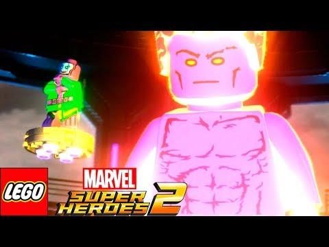 KORVAC E SEU PODER CÓSMICO no LEGO Marvel Super Heroes 2 #19 Dublado em Português
