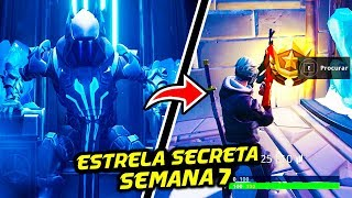 STAR SECRET SEASON 7 WEEK 7-Fortnite Battle Royale