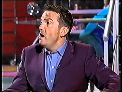 Bradley Walsh's TV Nightmare