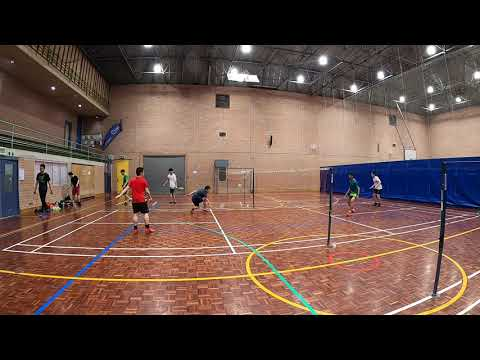 19.12.11 8:30am Sports Hall Game 6 Round 3