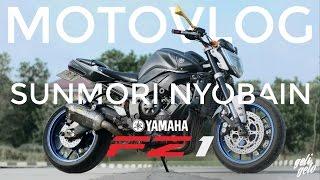 Download Video #7 MOTOVLOG | SUNMORI NYOBAIN YAMAHA FZ1 MP3 3GP MP4