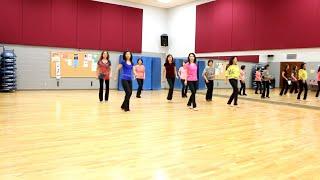 Broken Chains - Line Dance (Dance & Teach in English & 中文)