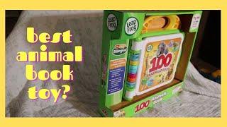 Best Animal Book Toy   Leapfrog 100 Animals Book