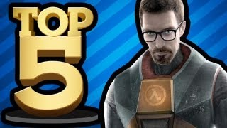 THE BEST FIRST PERSON SHOOTERS (Top 5 Friday)