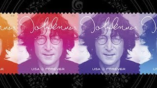 Why John Lennon Is Being Honored As Newest Forever Stamp