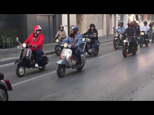 21° concentración de motos y coches clásicos abuela club Almoradi