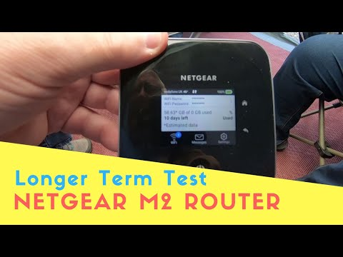 Longer Term Test Of The Netgear Nighthawk M2 Router | Product Reviews