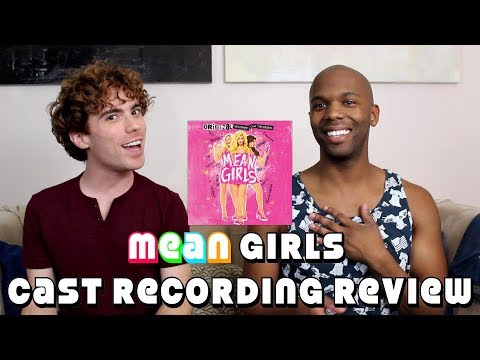 Mean Girls the Musical - Broadway Cast Recording Review
