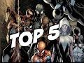 Top 5 Spider-Men