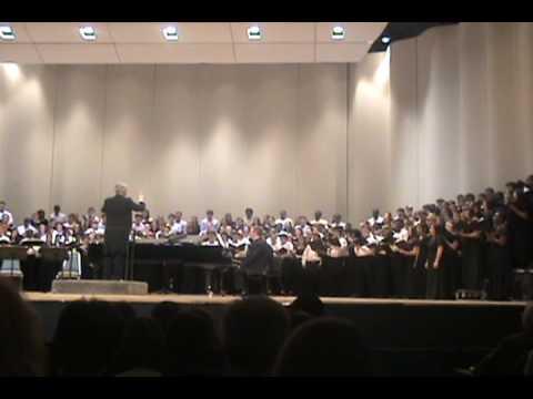 The Conversion of Saul - Georgia All-State Chorus 2010