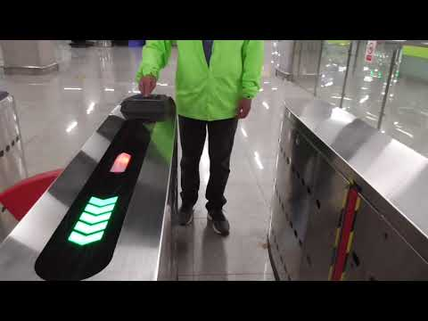 Learn How to Use the Easy Shenzhen, China MRT