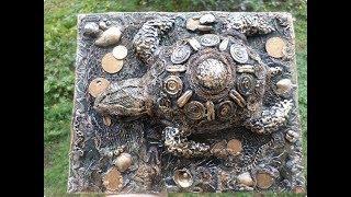 Ключницы с черепахами\обзор работ-заказов