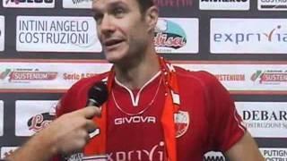 23-10-2011: Intervista a Mattioli post Molfetta-Corigliano