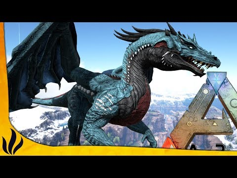 AH, CE DRAGON EST UN BOSS ?!! (ARK Ragnarok #14)