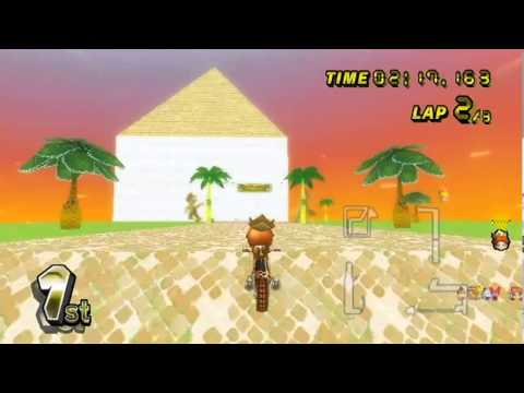 Custom Track - Sunset Island v2.0 (By Super-Dasiy 55)