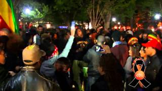 EBS Special:  Candlelight Vigil and Marching  April 23,2015