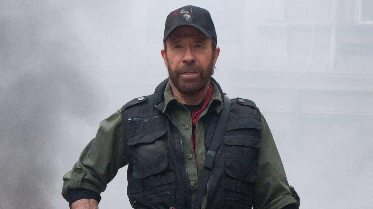 chuck norris not returning for the expendables 3 youtube