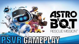 Astro Bot   PSVR   This is Unbelievable!!!!  GAMEPLAY