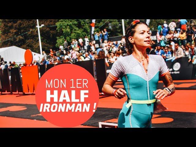 Vlog: Mon premier HALF IRONMAN à VICHY - Margot Dvg