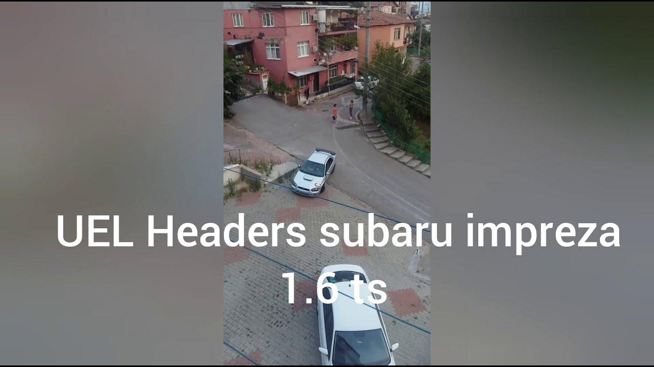 Uğur's subaru impreza wrx sti / Bursa /