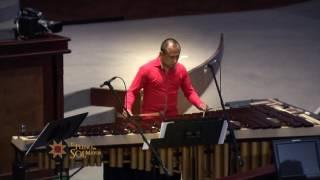 Recital de marimba, violín y piano - Bloque 1