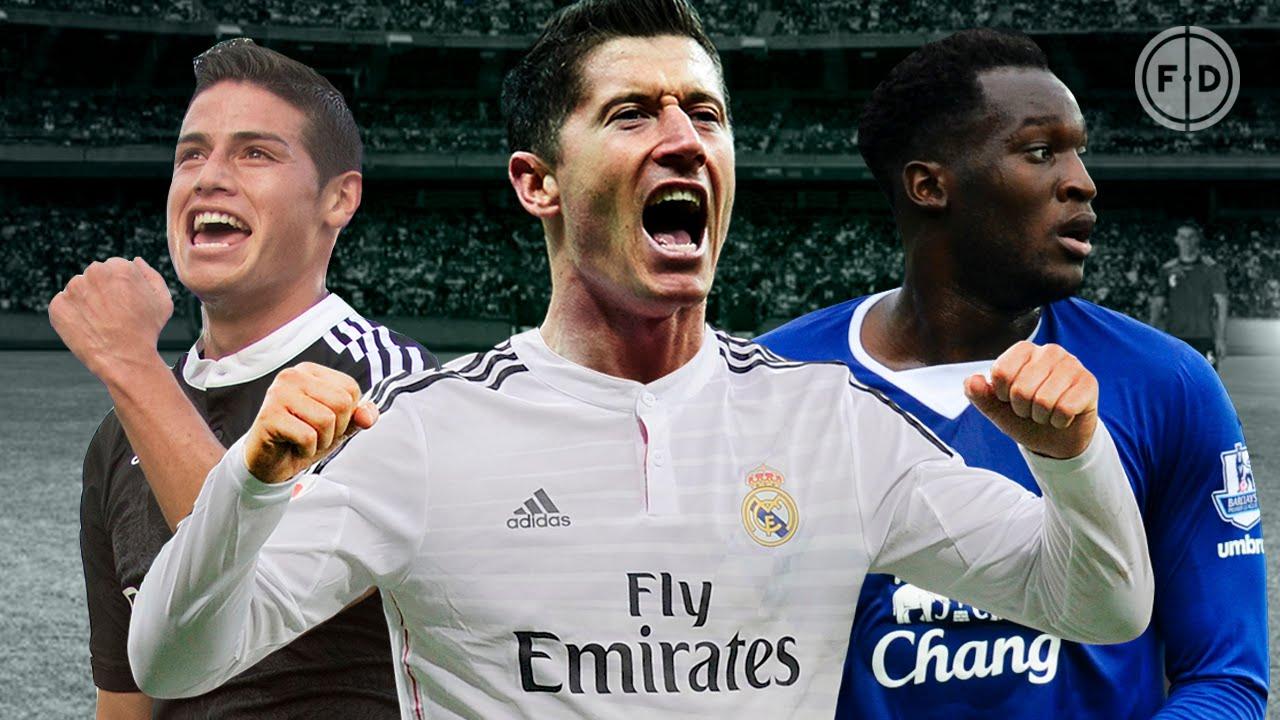Lewandowski Real Madrid