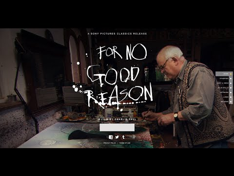 For No Good Reason 2012 The Movie