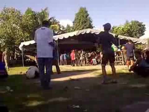 Joget Temon Di Gantiwarno