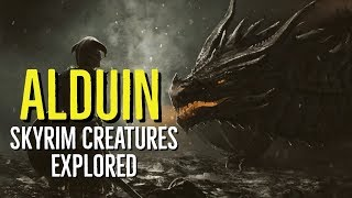 ALDUIN (SKYRIM Creatures Explored)