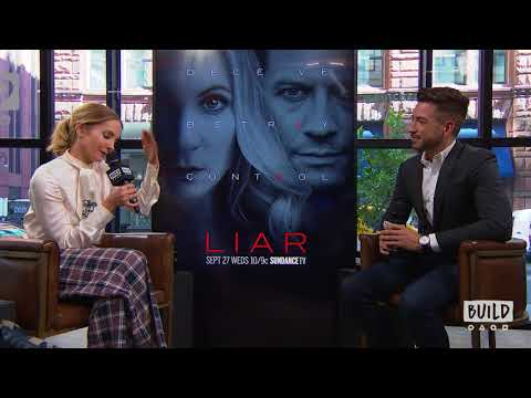 "Jack Williams, Harry Williams & Joanne Froggatt Discuss ""Liar"""