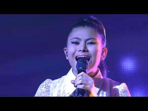 "Marlisa Punzalan - ""Somewhere Over The Rainbow"" Live Week 9 - The X Factor Australia 2014"