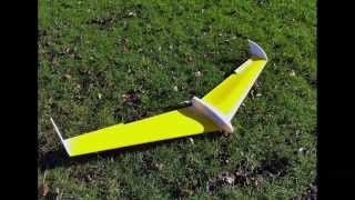 Flying Wing UAV Evolution