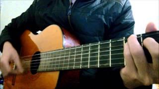 Hạnh phúc mới guitar cover (Korean chipmunk vesion)