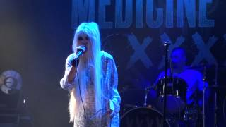 "The Pretty Reckless - ""Aerials"" [System of a Down cover] (Live in Los Angeles 3-14-12)"