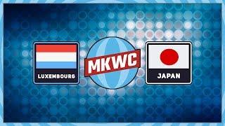 [Mario Kart 8 Deluxe] World Cup 2018 - Japan vs. Luxembourg