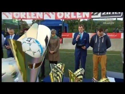 Relacja TVP Kraków z Ogólnopolskiego Finału Orlik Polska 2015 Łącko - odcinek 6