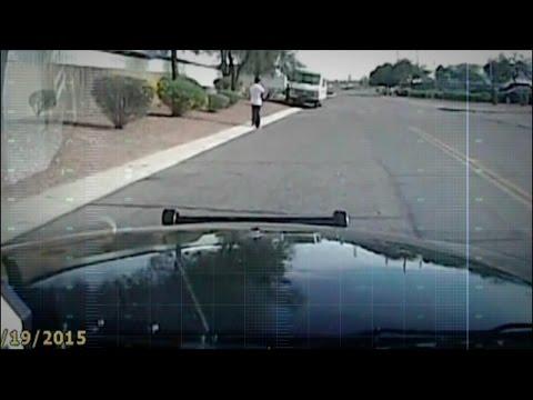Arizona Cruiser Crash: Police Chief Defends Cop Who Hit Suspect