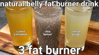 3 fat burning drink - weight loss recipes   fat burning tea   homemade drinks to lose belly fat screenshot 2