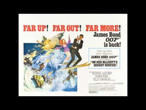James Bond's Films' Songs - 06 - On Her Majesty's Secret Service