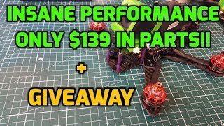 How to build a FPV Drone Racing Quadcopter for under $150 // Full Setup Guide + Giveaway